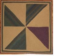 Knitted Pinwheel Quilt Blanket.JPG